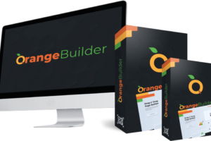 Orange Builder - Brand New Drag n' Drop Page Builder Builds Free Download