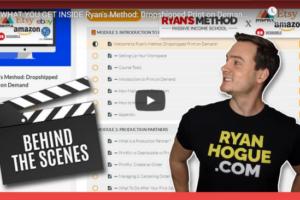 Ryan Hogue - Ryan's Method Dropshipped POD Download