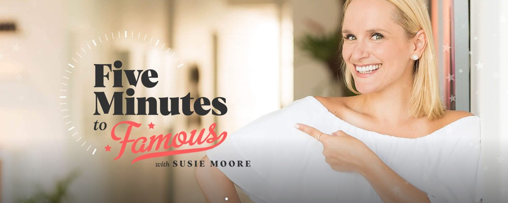 Susie Moore – Five Minutes to Famous Free Download
