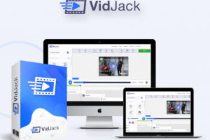 VidJack - Hijack Any Video and Add Unlimited Elements Free Download