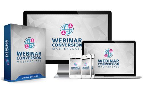 Webinar Conversion MasterClass Free Download