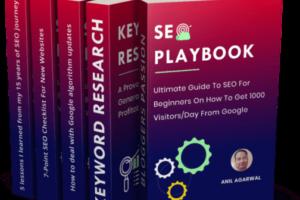 Anil Agarwal - The Seo Playbook Bundle Free Download