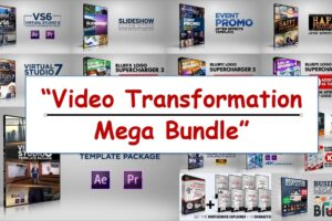 BlueFX - Video Transformation Mega Bundle Free Download