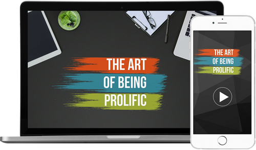 Dave Kaminski - The Art Of Being Prolific Download