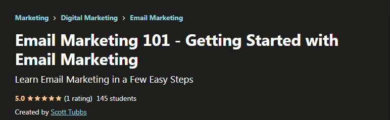 Email Marketing 101 - Getting Started with Email Marketing Free Download
