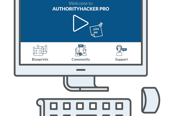 Gael Breton, Mark Webster - Authority Hacker Pro 2021 Download
