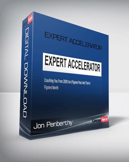 Jon Penberthy - Expert Accelerator Download