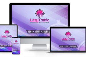 Lazy Traffic Sniper - People Making Money From Free Traffic Within 24 Hours - Launching 6 May 2021 Free Download