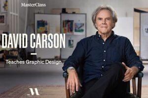 MasterClass - David Carson Teaches Graphic Design Free Download