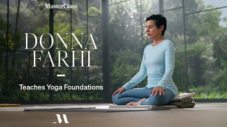 MasterClass - Donna Farhi Teaches Yoga Foundations Free Download
