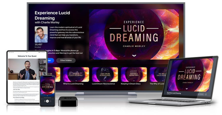 MindValley – Charlie Morley – Experience Lucid Dreaming Free Download