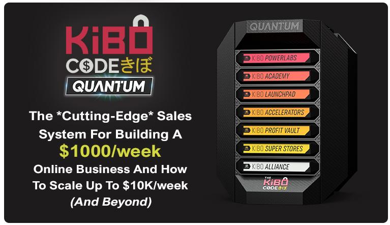 Steven Clayton & Aidan Booth – The Kibo Code Quantum Download