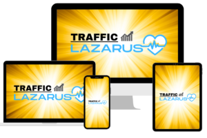 Traffic Lazarus - 3 FREE Traffic Sources Let Me Access Over 1.3 Billion Visitors Per Month! - Launching 11 May 2021 Free Download