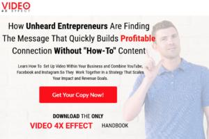Brandon Lucero – The Video 4x Effect 2020 Download