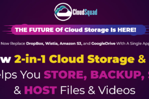 Cloud Squad - THE FUTURE Of Cloud Storage Free Download