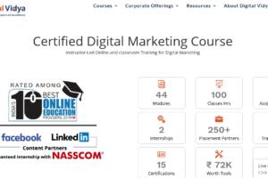 Digital Vidya – Certified Digital Marketing Master Course Download