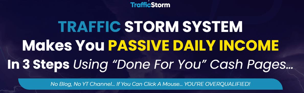 Fergal Downes - Traffic Storm Free Download