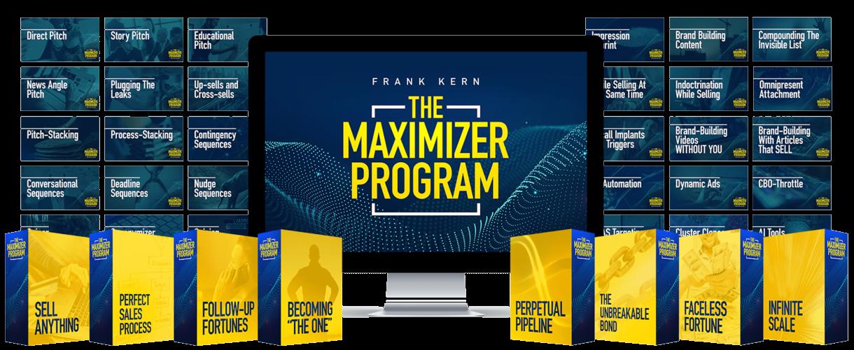 Frank Kern - The Maximizer Program Download