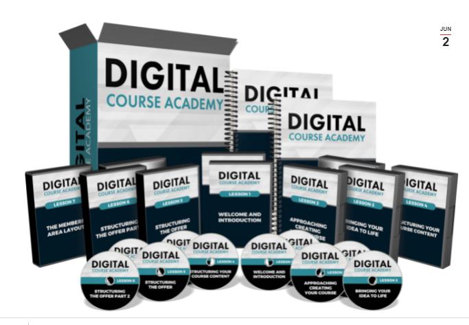 Jon Penberthy - Digital Course Academy Download