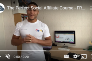 The Perfect Social Affiliate Course Free Download