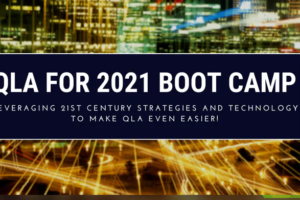 Bruce Whipple – QLA For 2021 Boot Camp Download