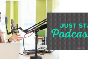 Kim Anderson – Just Start Podcasting Download
