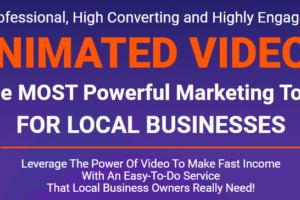 Local Business Animated Video Pack + Social Pack OTO - Volume 27 Free Download