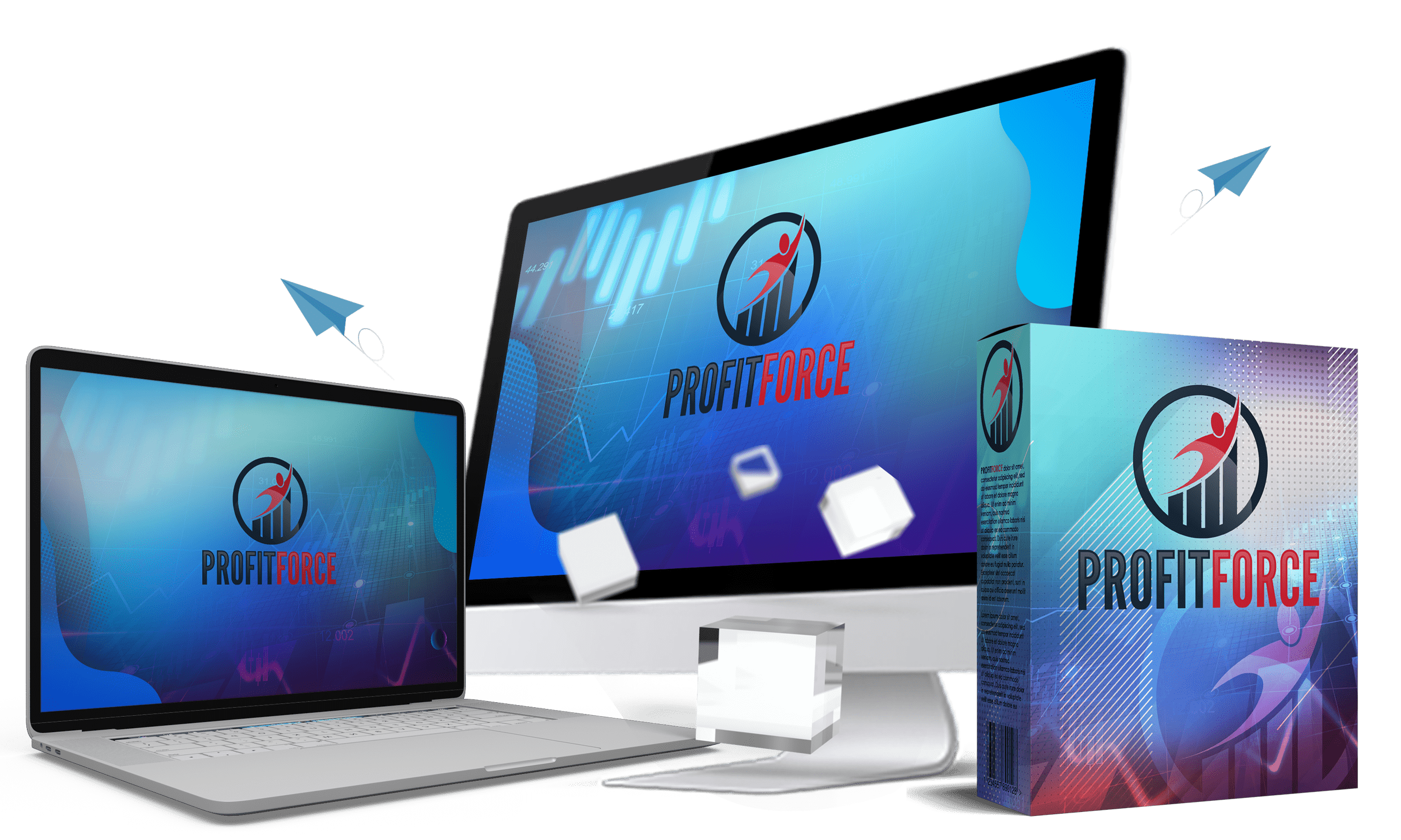 PROFIT FORCE - Unlock The Simple Copy and Paste Blueprint - LAUNCHING 14 JULY 2021 Free Download