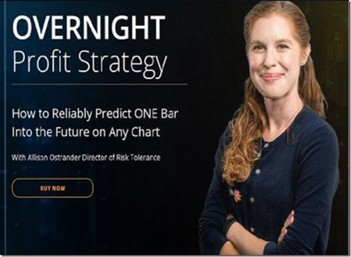 Simpler Trading – Overnight Profit Strategy PRO Download