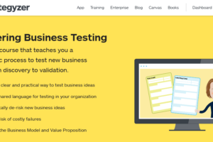Strategyzer – Master Business Testing Free Download