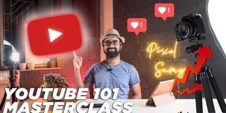 YOUTUBE - Begin Your Successful YouTube Journey Today! (YouTube Masterclass) Free Download