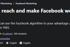 Get FREE Reach And Make Facebook Work For You Free Download